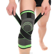 Knee Compression Sleeve Support for Running, Jogging, Sports, Joint Pain Relief, Arthritis and Injury Recovery-Single YH2502