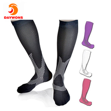 Daywons Performance Sports Compression Socks Helps Shin Splints Recovery during and after activity - Compression Stockings