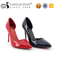high quality shoes red sole women slim sexy party shoes