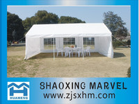 3X9Beautiful wedding tents for sale,cheap wedding party tents for sale clear span in tent