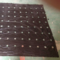 black pe mulch film plastic film for agricultural greenhouse