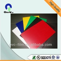 Good opaque pvc flexible sheet,pvc coiled material