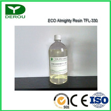 Chinese supplier Textile Almighty resin formaldehyde-free Eco Almighty resin TFL-330 factory price