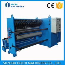 High Quality Wholesale New Style roll abrasive paper rewinding slitting Machine