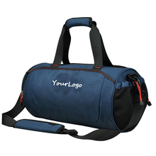 2017 Quanzhou Vkool Top Sale Polyester Travel Bags Duffle Gym Bag with Zipper Shoes Compartment