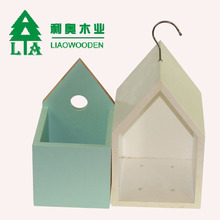 Best price of ShanDong ECO-friendly wooden bird house for wholesale