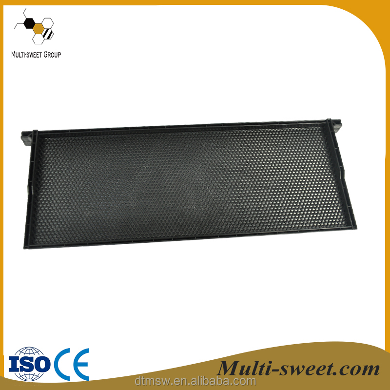 Best selling plastic beehive frame with foundation