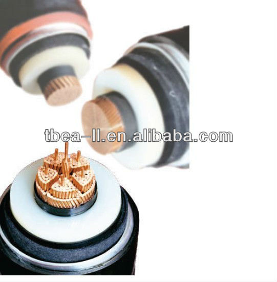 150kV XLPE Lead Sheath Power Cable