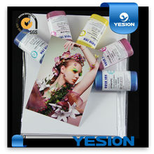Waterproof double sided inkjet ODM professional photo paper 300gsm A3 A4 glossy for inkjet printing