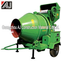 Best Selling!!!High Quality Electric Motor Ciment Mixer