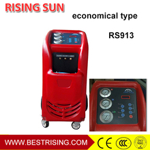Economical used auto refrigerant recovery machine