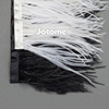 Hot Sale Fashion Wholesale Ostrich Feather Fringe Trimming for Wedding/Party/Holiday Decoration