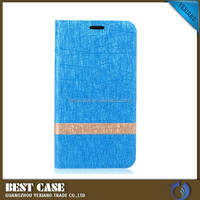 high quality Pu wallet leather phone case cover for Acer Liquid E600