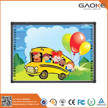 Interactive classroom multi touch colorful children LED electronic whiteboard