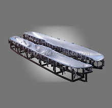 Customize PE Rotomolding Molds Rowing Canoe