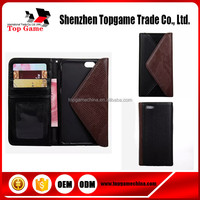 Cell phone cases manufacturer For iphone 6 plus leather case