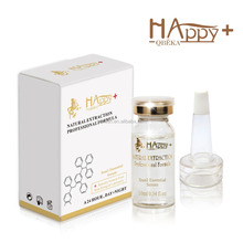 2016 high end 10ml 7 days responding moisturizing elastic snail serum