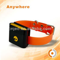 Cell Phone Tracking Dog Collar GPS Survey Equipment/Long Battery Life Tracker with Alarm System