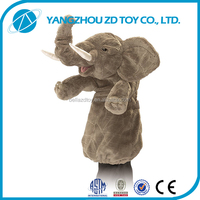 high quality new style handmake elephant doll baby