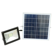 IP65 Garden Spotlights Light solar motion sensor security light 30W LED Solar led Floodlight