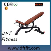 Adjustable Bench Gym Fitness Equipment With
