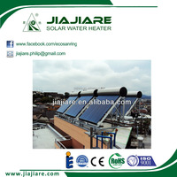 Integrative Pressurized Solar Water Heater Ce
