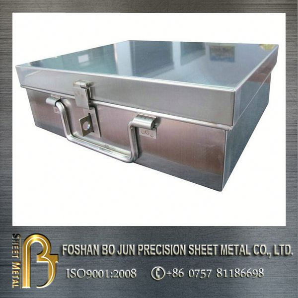 custom high quality powder coated box file