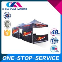 Samples Are Available Newest Design Custom Logo Silk Screen Printing Tents Uae
