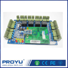 2014 New Arrival 4 Door TCP/IP Access Control Panel PY-4000