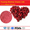 Man Yue Ju Gmp Manufacturer Fruit Juice Cranberry Fruit Extract