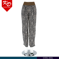Wholesale plus size Indian palazzo pant thai harem pants with best quality