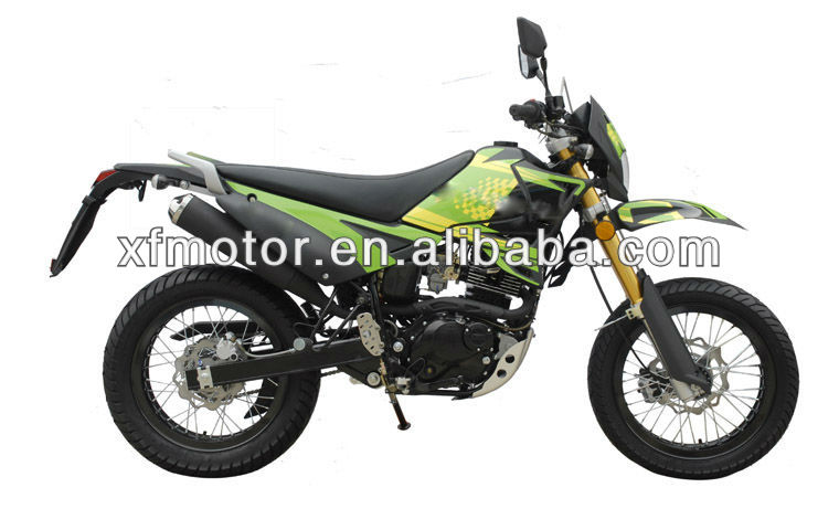 200cc enduro motorcycle