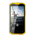 LTE 4G smartphone dual sim IP68 5.5inch Qualcomm MSM8916 RAM 1GB ROM 8G Android 4.4.4 Quad Core rugged android phone