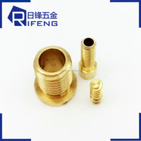brass bolts and brass parts for sale in china