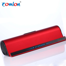 2018 Newest rechargeable 1000mAh BT Wireless stereo Speaker with mobile phone support