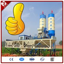 China 50M3/H Ready Mixed Cement Concrete Mixing Plant Machinery Hzs50