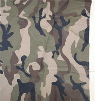 600d polyester waterproof military camouflage fabric for camouflage camera bag military duffle bag and military travel bag