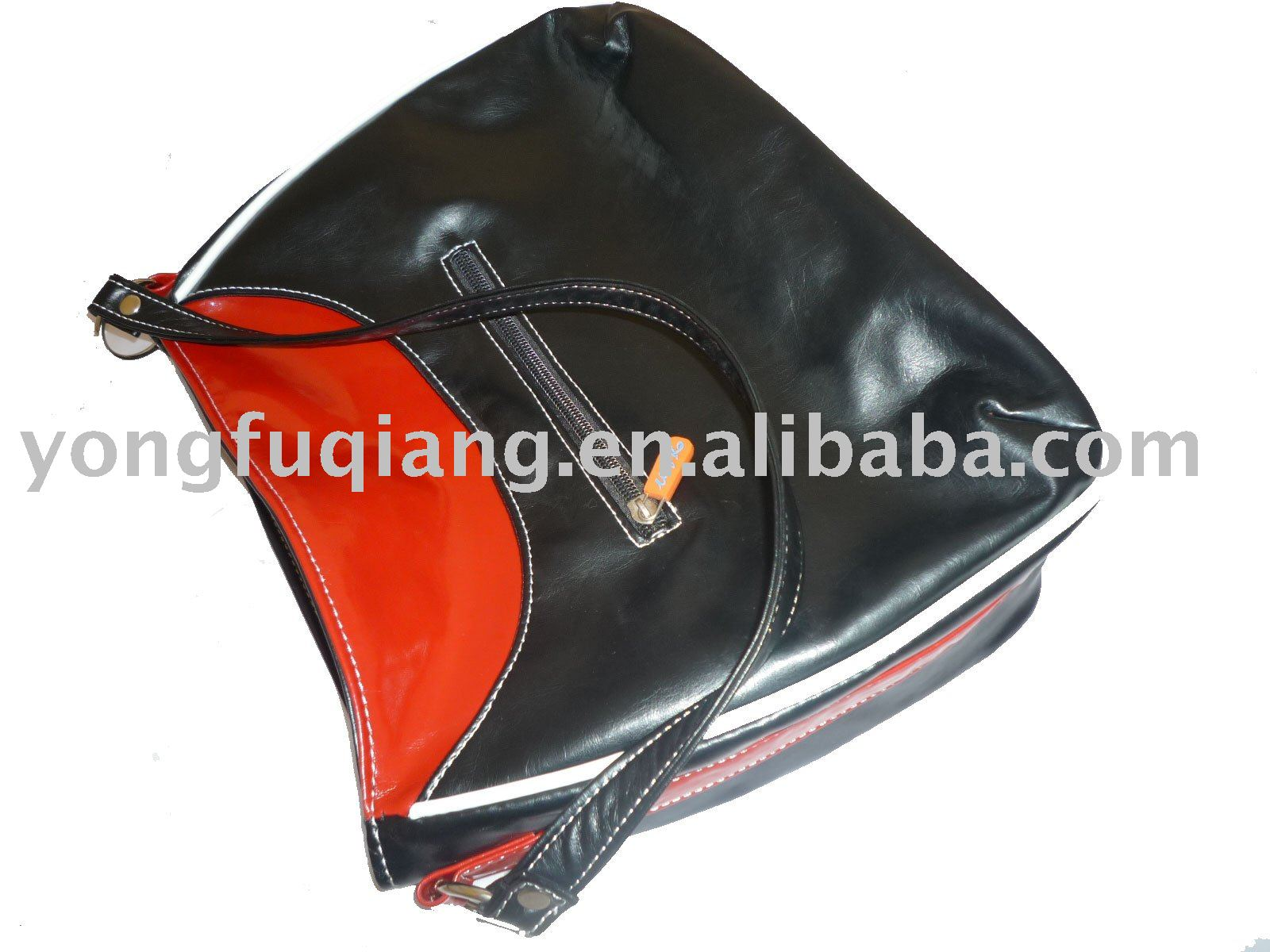 good quality hot sell latest PVC handbags for promotion