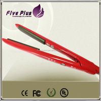 Five Plus Best Business Ideas Low Price Aluminum Flat Mini Ceramic Hair Straightener nano titanium hair straightener