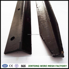 gound metal fencing stakes for fence