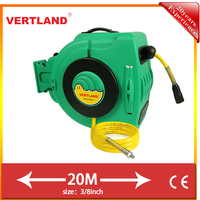 20M automatic retractable air hose reel
