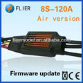 Speed controller motor 8S and 120A ESC for RC airplane