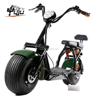 Yuju Cheap Big Wheels Electric Scooter with CE Certificate