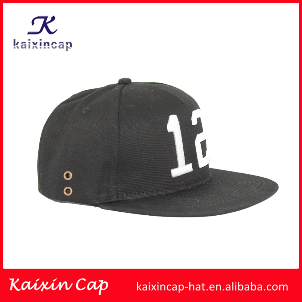 Designed Wet Paint Dot Pop Flat Top Military Hat Custom With LOGO