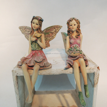 2018 wholesale lovely fairy table decor figurine