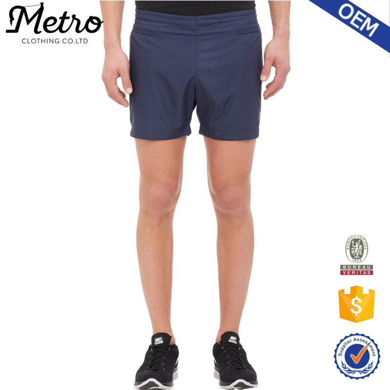 OEM Custom Wholesale Men Running Shorts, Polyester Mesh Shorts