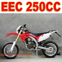 Full Size 250cc Motard Bike