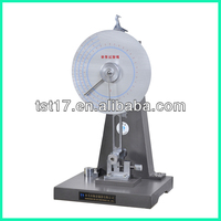High Accuracy Plastic IZOD Impact Strength Test Machine