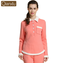 Qianxiu Inventory Winter Ladies Women Home Wear