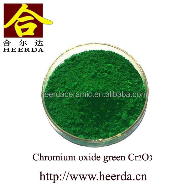 Ceramic powder coating chromium oxide green pigment Cr2O3 free sample
